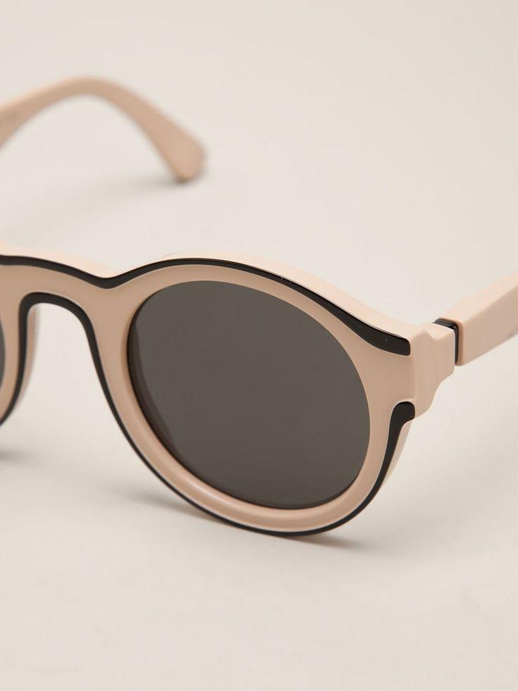 Shop MYKITA 'MMDUAL002' sunglasses from Farfetch
