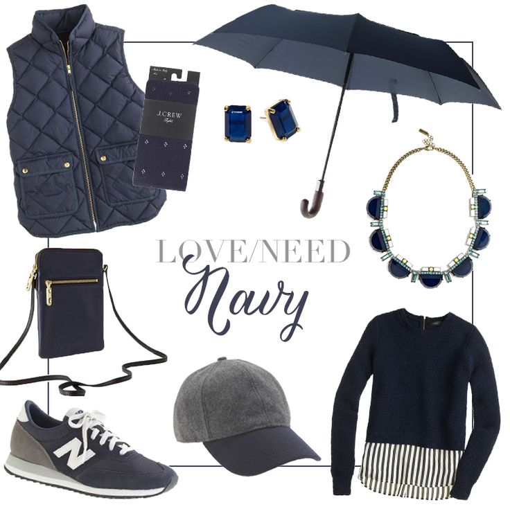 Step out in style this fall in beautiful navy blue. Click here for more fashion inspiration.