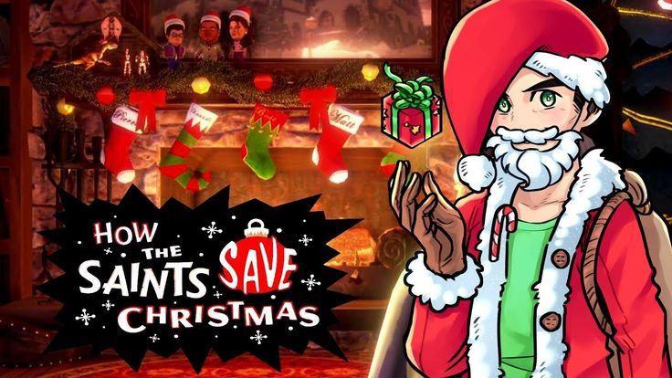 Merry Christmas everyone! Today on the Grizzly Gems I share the holiday spirit with you guys in the story of how The Saints Save Christmas!  A mission pack made for Saints Row 4 and bundled in the re-elected edition of the game which tasks the 3rd street saints with helping Santa defeat his arch nemesis: Claus!  - - - - - - - - - - - - - - - - - - - - - - - - - - - - - - - - - - - - - - - - - - - - - - - - Hi there! My name's Andy and on YouTube I'm known as Triple G (Grizzly Guernsey…