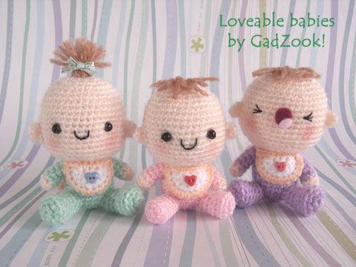 Crochet Amigurumi For Baby : Best amigurumi dolls and people images crochet