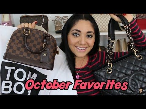 October Favorites 2017 | MAC, LV, Chanel - (More info on: http://LIFEWAYSVILLAGE.COM/coupons/october-favorites-2017-mac-lv-chanel/)