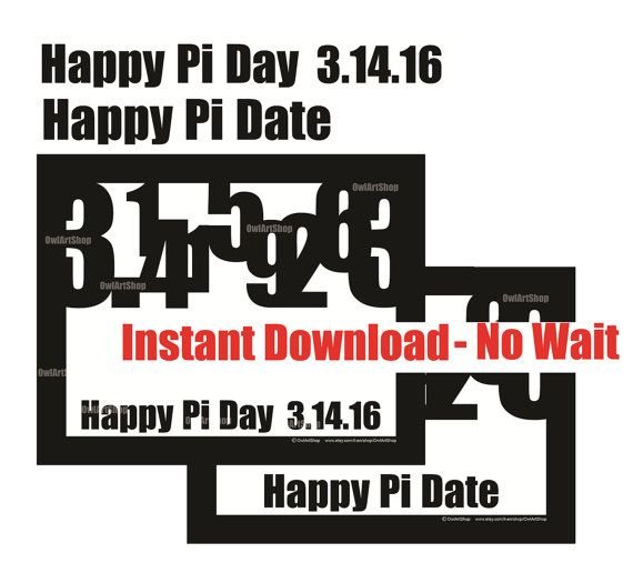 Pi Day Quotes Sayings: Pi Day 2016 Happy Pi Date Pi Symbol Fun Quote Math By