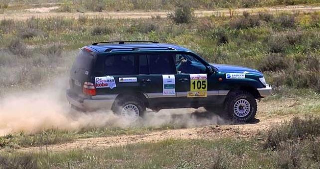 El DESAFIO KOBE MOTOR 2013 es una ruta de seguimiento del Campeonato de España de Rallyes TT. No es una prueba de velocidad y está terminantemente prohibido el exceso de velocidad.  Los participantes del DESAFIO KOBE MOTOR 2013 no llevan las medidas de seguridad de los vehículos de competición; por ello la velocidad media tendrá que ser la utilizada en las rutas 4x4.  Esta ruta es muy aconsejable para todos los aficionados del 4x4, de la aventura y la de competición. También se...
