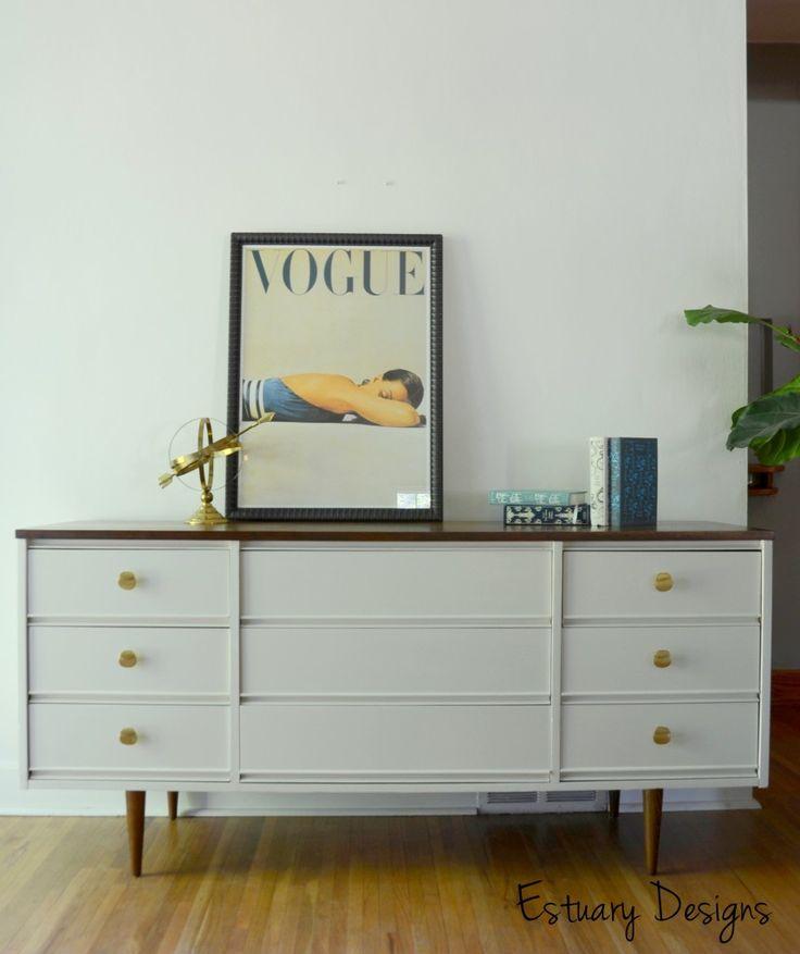 17 Best Ideas About Mid Century Dresser On Pinterest