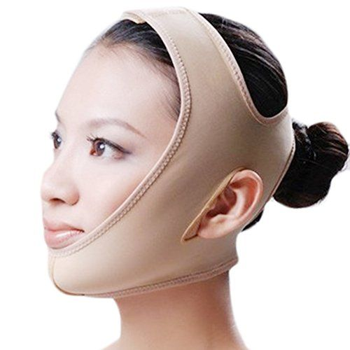 8f7820607f Redcolourful Face Slimming Mask V Face Slimmer Stretchable Face Slimming  GirdleS     To view further for this item