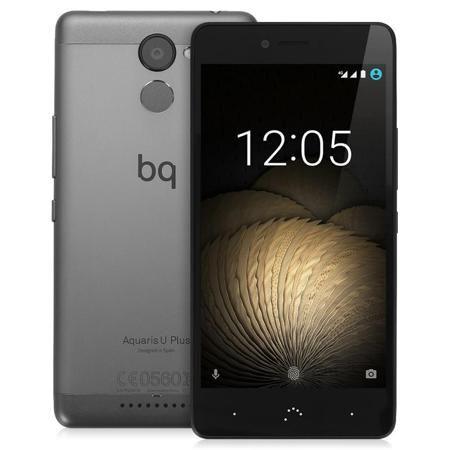 Смартфон BQ Aquaris U Plus 16 Gb Black, черный  — 11990 руб. —  Aquaris U Plus - это первый смартфон BQ, выполненный из металла. Изогнутые линии - это не просто дань элегантности, они обрамляют экран смартфона, делая его более эргономичным. Теперь разблокировку экрана можно делать быстро и безопасно, используя уникальные отпечатки пальцев. Сверхчувствительный датчик Aquaris U Plus быстро и с высокой точностью распознает до 5 отпечатков. 16 МП-камера, благодаря 5 линзам Largan и апертуре…