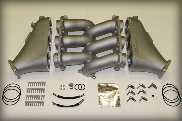 GReddy Nissan GTR 2009-on RX Intake Manifold Plenum