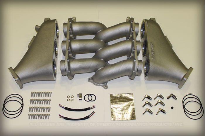 GReddy Nissan GTR 2009-on RX Intake Manifold Plenum