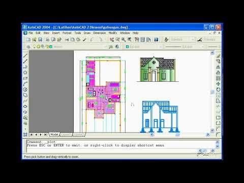Print Gambar Bangunan Dari Autocad Ke Printer yang banyak orang tidak tahu. autocad merupakan aplikasi yang sudah sangat terkenal dalam dunia arsitek banyak ...