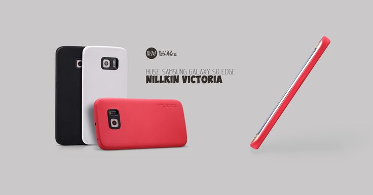 Descopera noile modele de huse si accesorii pentru Samsung S6 Edge Nillkin Victoria.  Comanda acum!