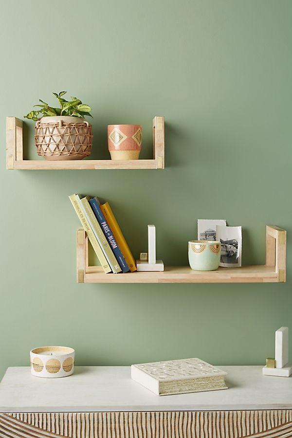 Carson Shelf Shelves Budget Friendly Living Room Decor