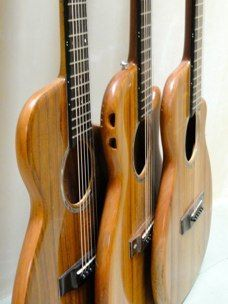 Koa Thin Acoustic