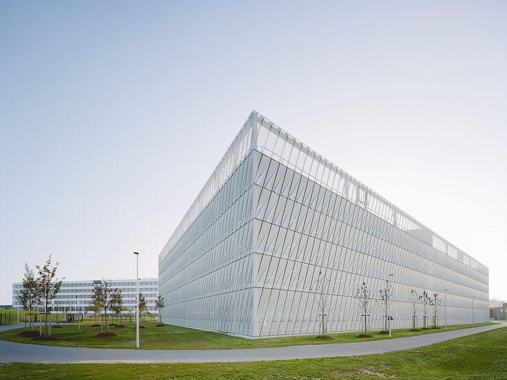 best architects architektur award // agps architecture ltd. / agps architecture ltd. / Parkhaus Nordost / Infrastrukturbauten