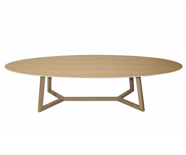 Les 25 meilleures id es de la cat gorie tables basses - Table basse ovale noire ...