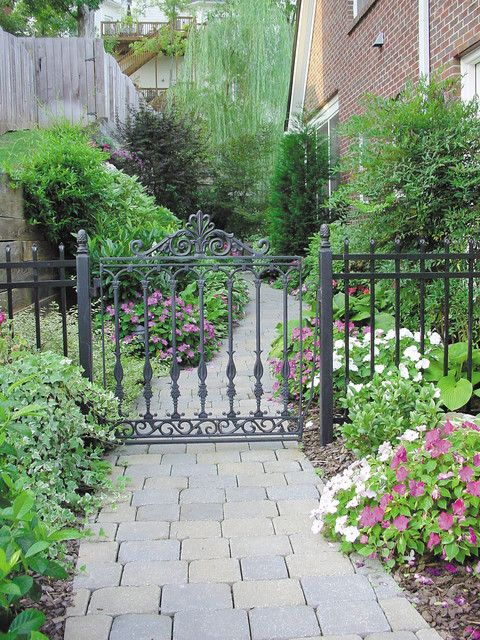17 Best Ideas About Iron Fences On Pinterest Wrought