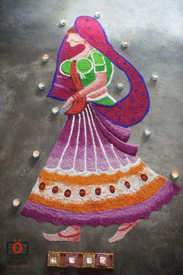 1000 Images About Rangoli On Pinterest Pavement Indian
