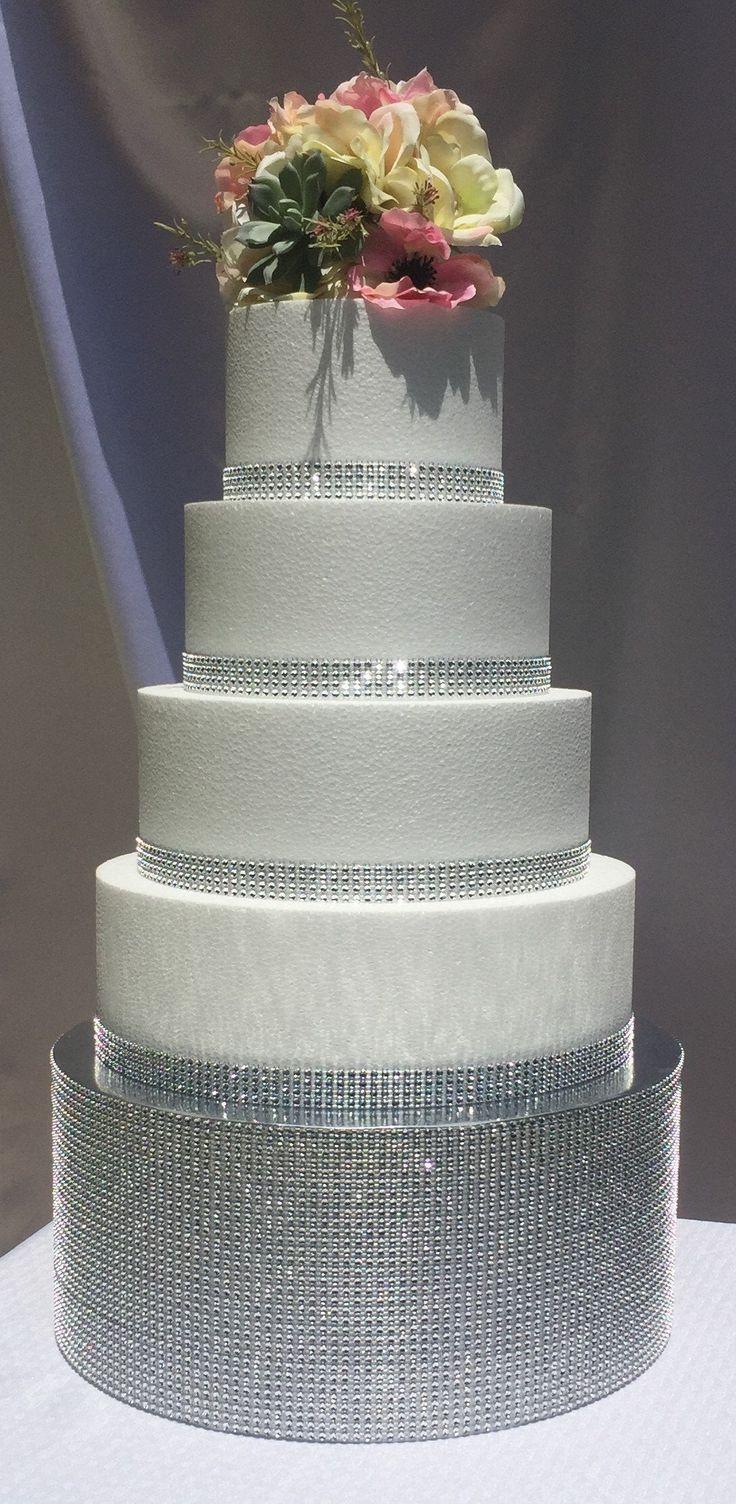 12 wide x 6 tall round wedding cake etsy wedding cake