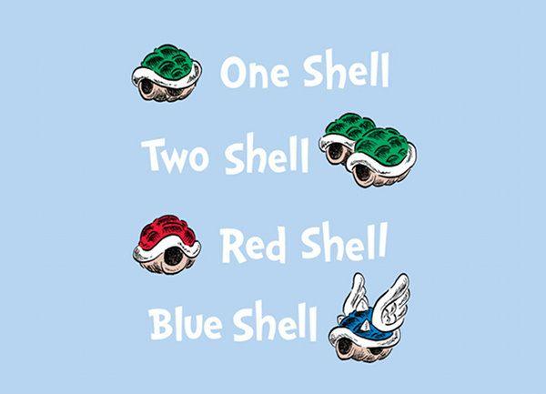Seuss shells
