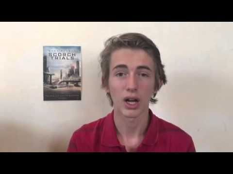 Film Review: Maze Runner - The Scorch Trials by KIDS FIRST! Film Critic Clayton P. #MazeRunner #ScorchTrials