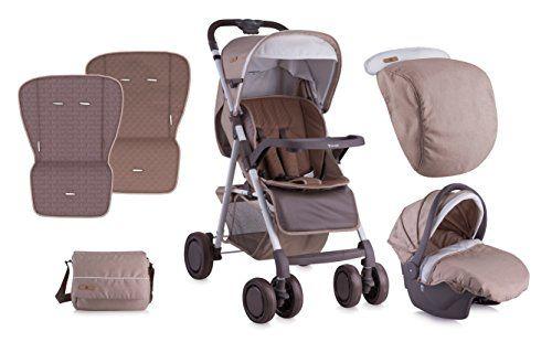 Lorelli Aero Set 0+ cochecito con siège-auto 2-en-1Beige  #madre http://carritosbebe.org/producto/lorelli-aero-set-0-cochecito-con-siege-auto-2-en-1-beige/