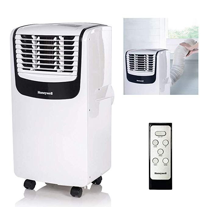 Honeywell 8 000 Btu Portable Air Conditioner Portable Air Conditioner Air Conditioner Portable Air Conditioners