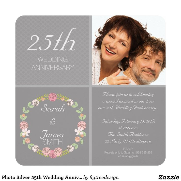 25th Wedding Anniversary Invitation Cards For Parents: 423 Best Images About Anniversary Cards ,Gifts And