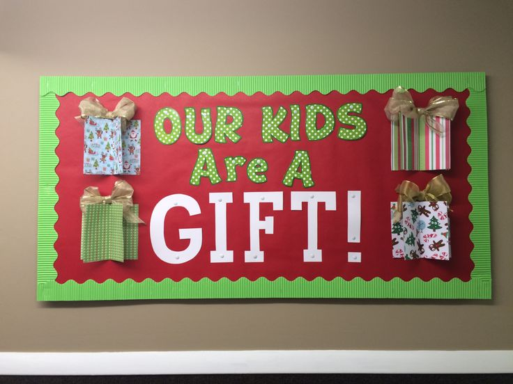 8 Christmas Bulletin Board ideas for your classroom or church