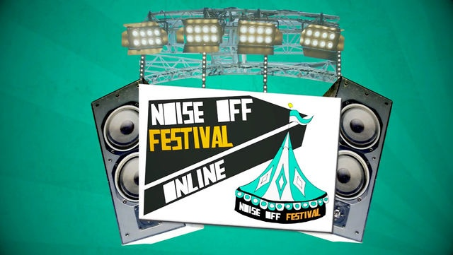 Noise Off Festival Intro  by WeeBoo Motion Graphics