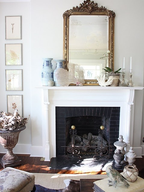 fire place inspiration