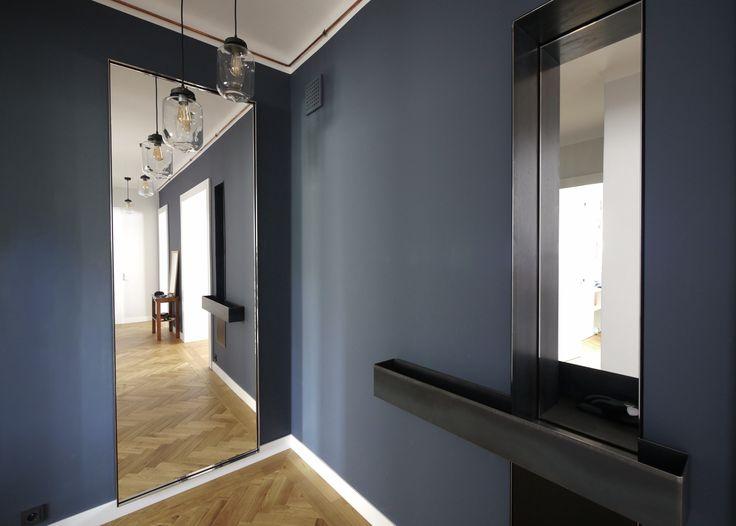 mieszkanie_mokotów – indoor, pracownia architektury i wnętrz