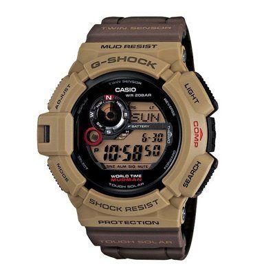 Casio G-Shock Master of G Frogman/Riseman/Mudman G9300ER-5dr Casio. $300.01. Casio G-Shock Master of G Frogman/Riseman/Mudman G9300ER-5dr