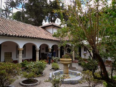 Museo El Chico, in the of Bogota city, Colombia. #placesihavebeen