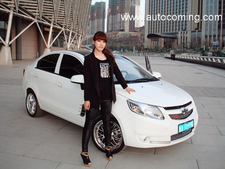 Chevrolet Sail 1.2L (2011)