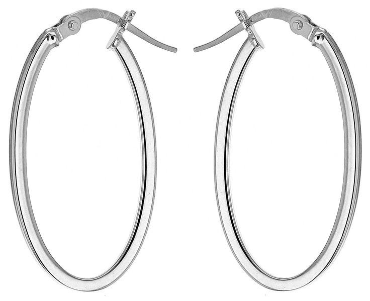 Guess Ladies/' All Locked Up Earrings UBE71330