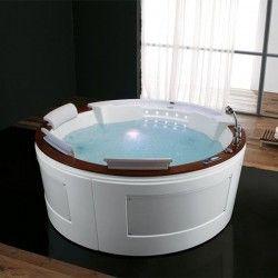 1000 id es propos de baignoire balneo sur pinterest. Black Bedroom Furniture Sets. Home Design Ideas