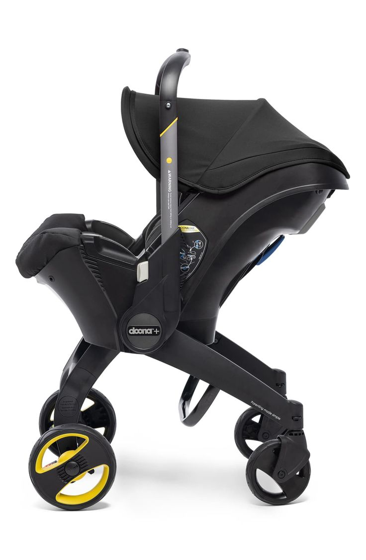 Doona Convertible Infant Car Seat/Compact Stroller System ...