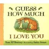 Guess How Much I Love You (Board book)By Sam McBratney