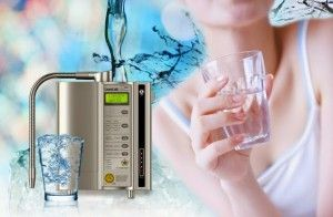 Jenis mesin enagic kangen water