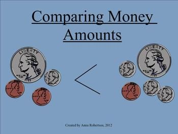 Smart Notebook focusing on counting and comparing money amounts.: Challenges Student, Activities Challenges, Notebooks Focus, Compare Money, Counted Money Activities, Smart Notebooks, Counted Coins, Money Amounts Repin, Money Amount Repin