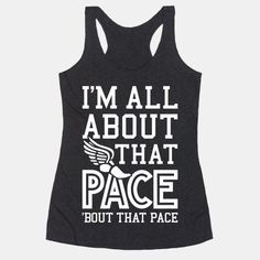 You know I'm all about that base, 'bout that base, no treble. Whether your game is all about track and field, jogging, running, or racing, grab this cute sports design and run your heart out while... | Beautiful Designs on Graphic Tees, Tanks and Long Sleeve Shirts with New Items Every Day. Satisfaction Guaranteed. Easy Returns.