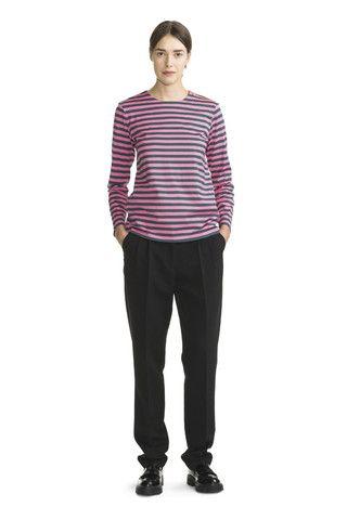 Marimekko Longi T-Shirt Pink/Deep Teal   Kiitos Marimekko