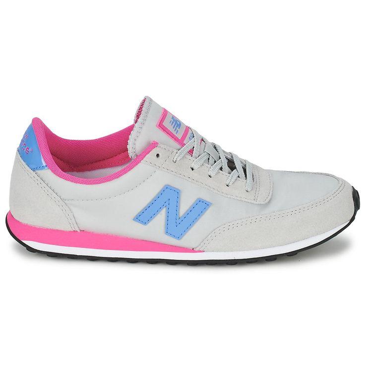New Balance 410 Women's Grey Blue Pink U410