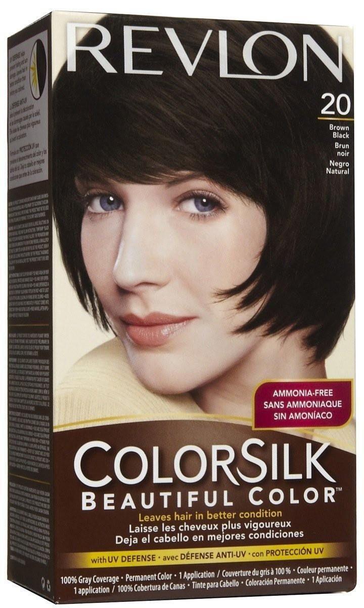 Colorsilk beautiful color 55 light reddish brown by revlon hair color - Revlon Colorsilk Beautiful Color Ammonia Free Permanent Haircolor