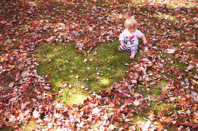 we [heart] NY (cute photo idea for little kids!)