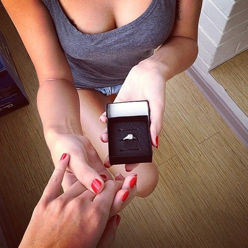 will you marry me? #lesbian #love omg..tearing up a little