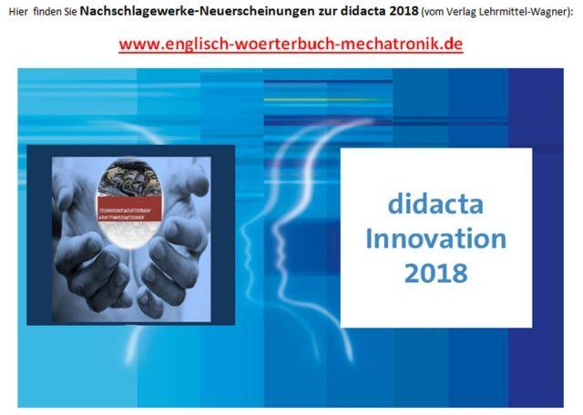 Nachschlagewerke-Neuerscheinungen zur didacta 2018 - Bild 1