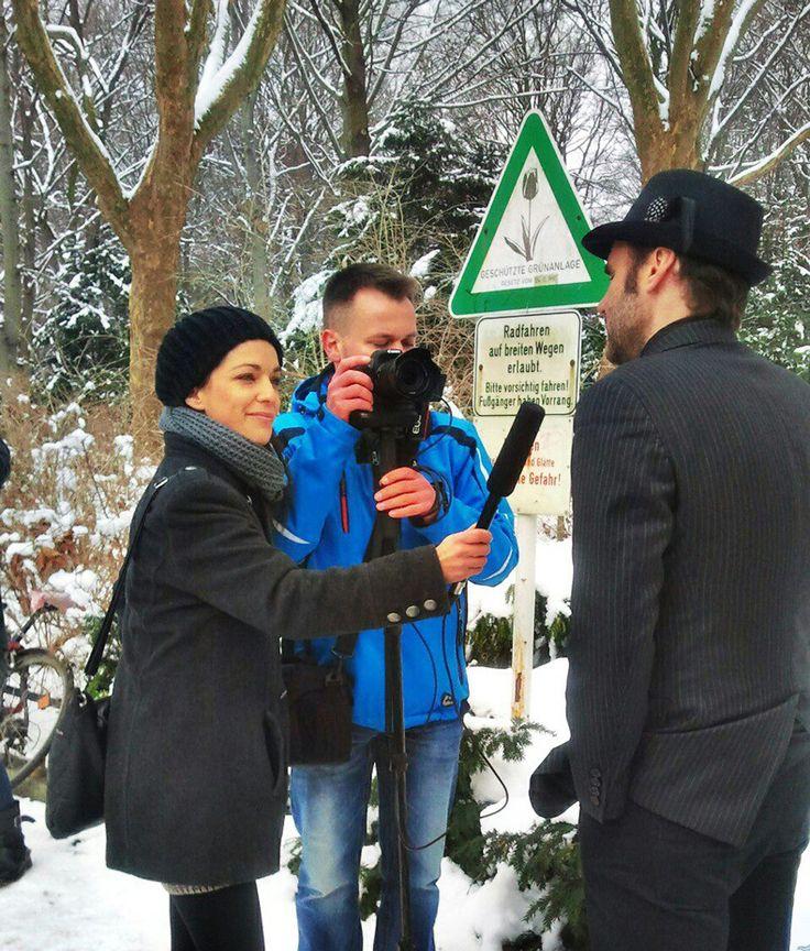 Entrevista realizada por Melania Guijarro. Berlín. 2012.
