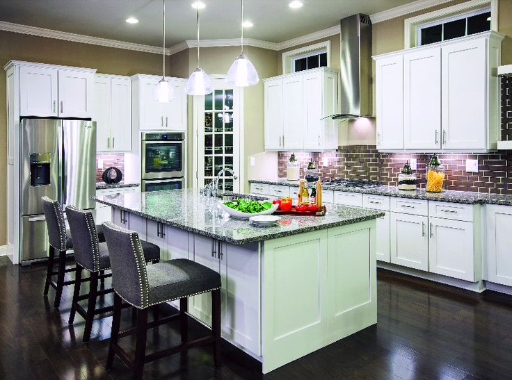 Best Kitchens Images On Pinterest Luxury Homes Toll