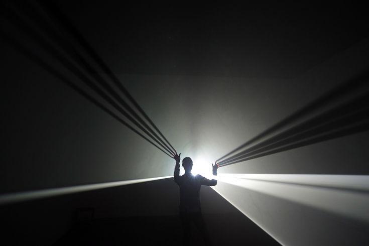 Risultati immagini per light art