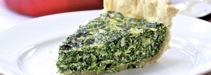 Quiche de espinacas   Quiche de espinacas recetas Thermomix   Receta Thermomix Quiche de espinacas